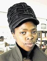 zanele's portrait